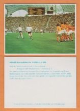 West Germany v Holland 1974 World Cup Beckenbauer (Blue) (46)